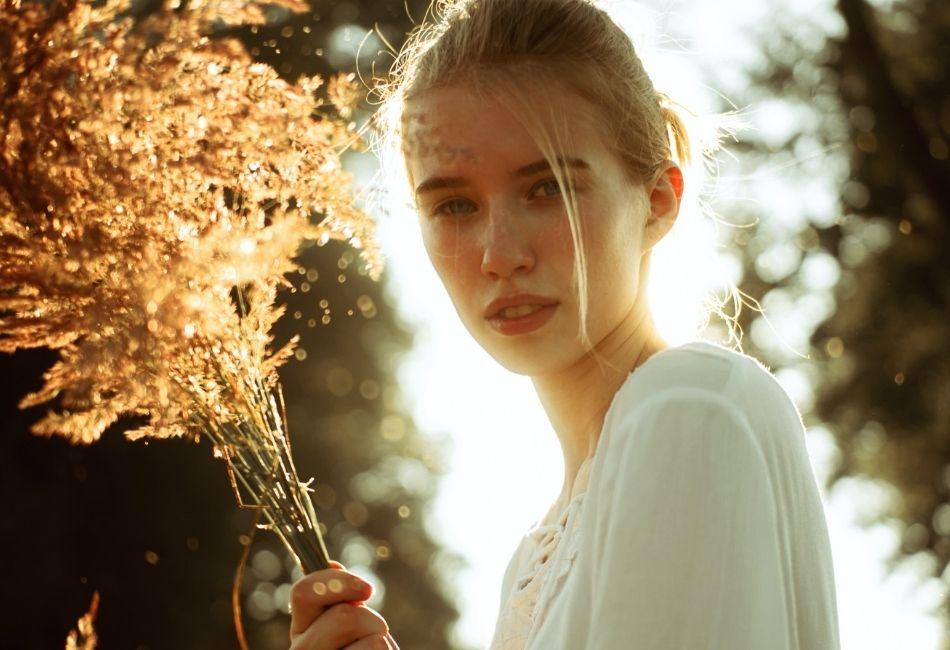 Hautpflege im Herbst