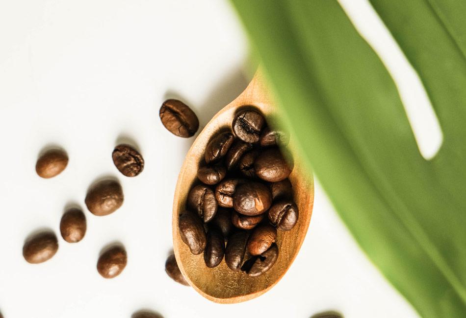 Kopfhautpeeling selber machen mit Kaffeesatz