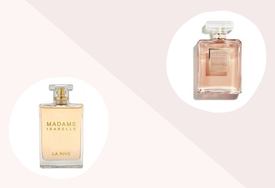 LA RIVE Madame Isabelle Chanel Coco Mademoiselle