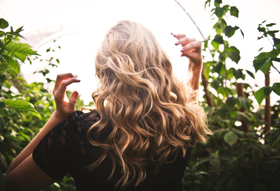 Leinsamengel für schöne Haare