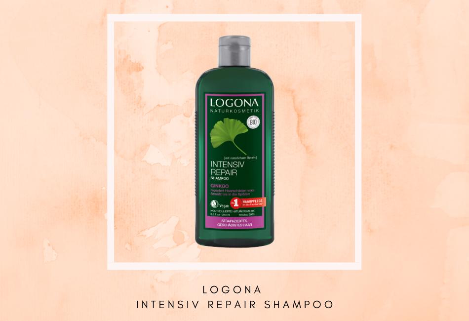 Logona silikonfreies Shampoo