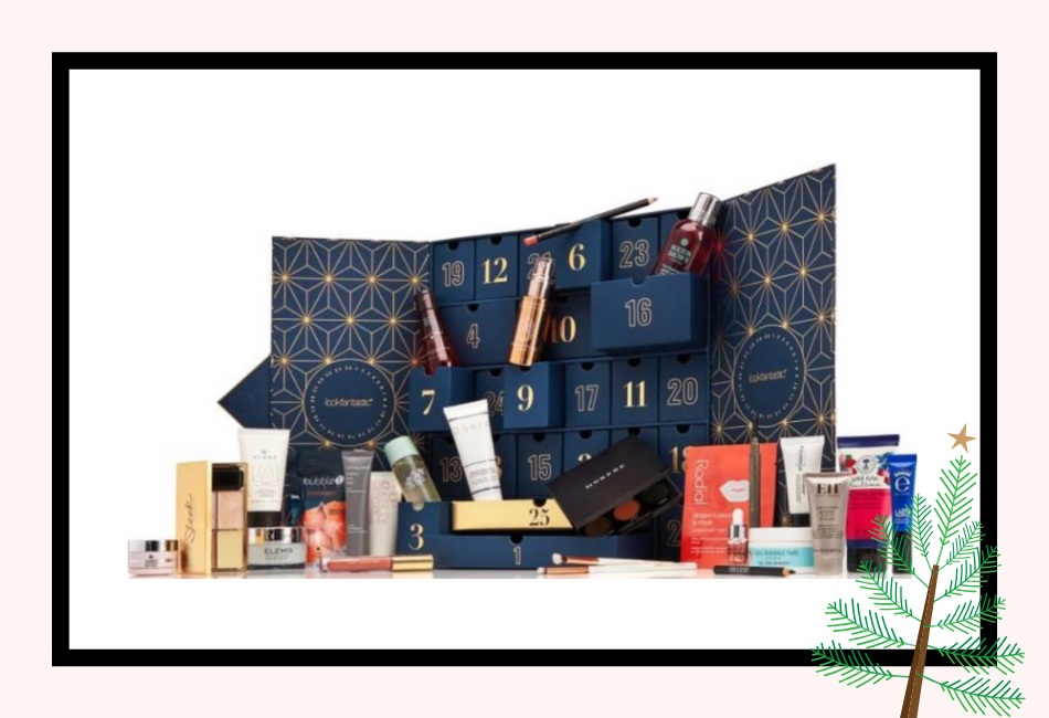 Lookfantastic Beauty Adventskalender 2019