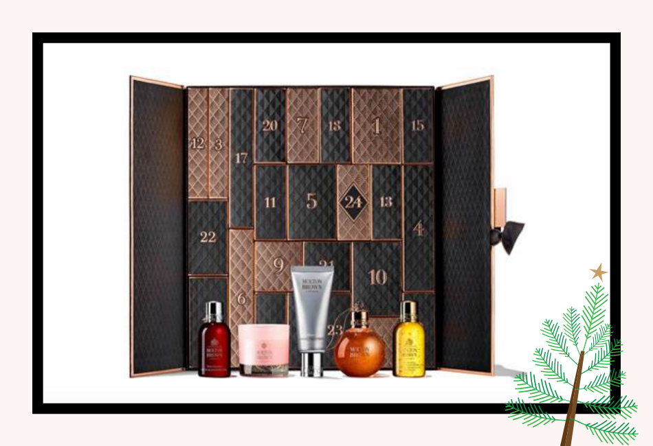 Molton Brown Beauty Adventskalender 2019