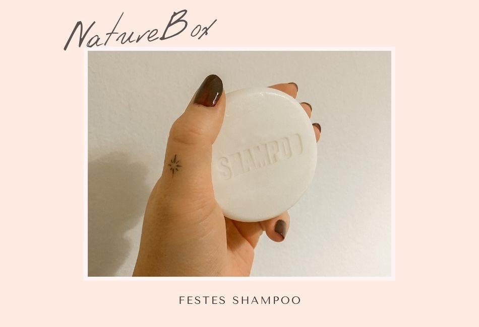 Nature Box Festes Shampoo