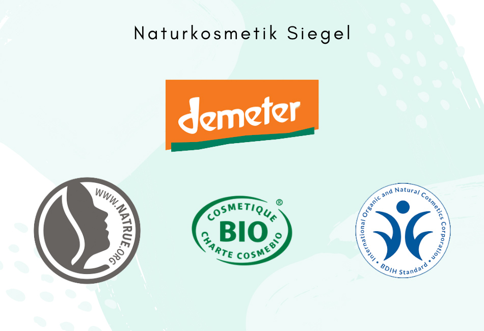 An dieses Naturkosmetik-Siegeln erkennst du Naturparfums bzw. Bio Parfums
