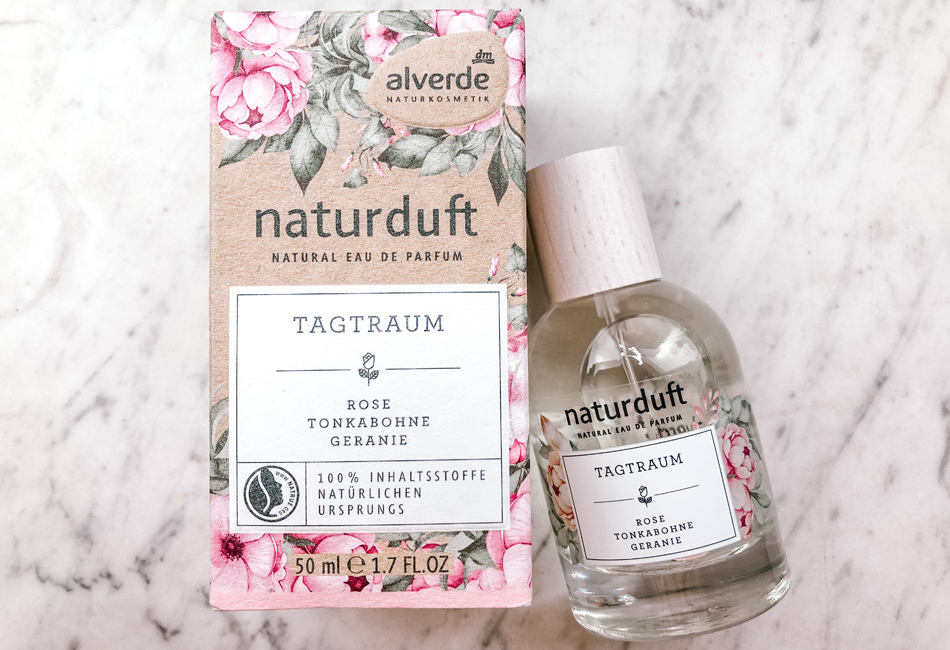 Naturparfum und Bio-Parfum von dm: Naturduft Tagtraum