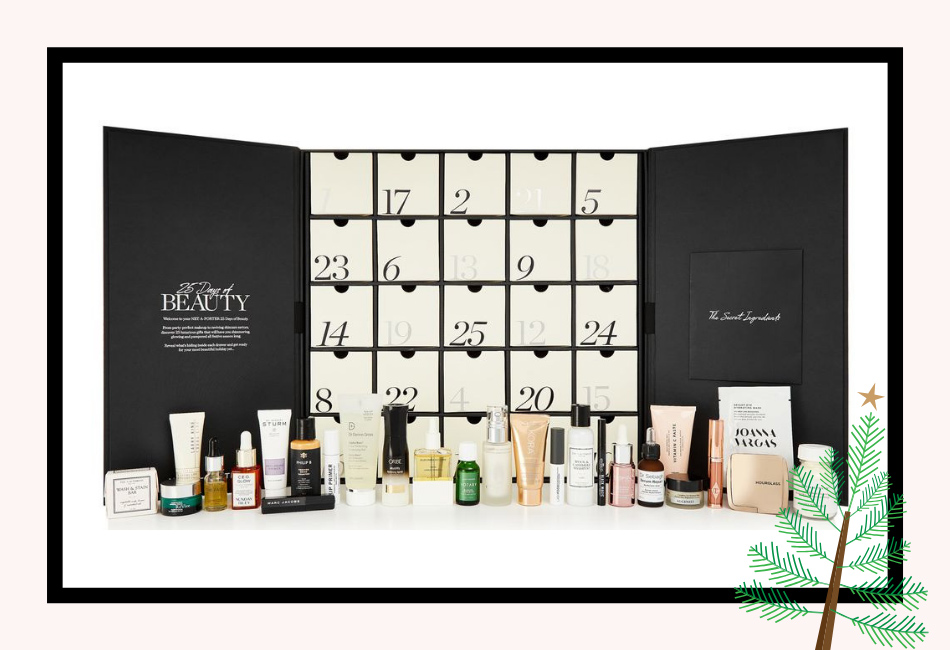 Net-A-Porter Adventskalender Beauty 2019