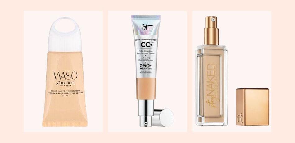 BB Cream/CC Cream/Foundation