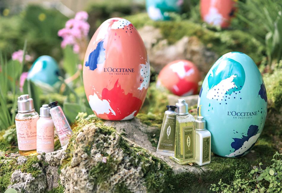 Oster-Gewinnspiel 2020: Beauty Osterei von L'Occitane