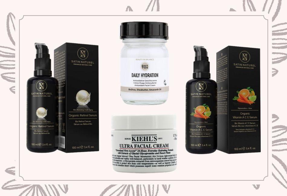 Die richtigen Pflegeprodukte gegen Unreinheiten und für reine Haut So pflegst du deine Haut richtig