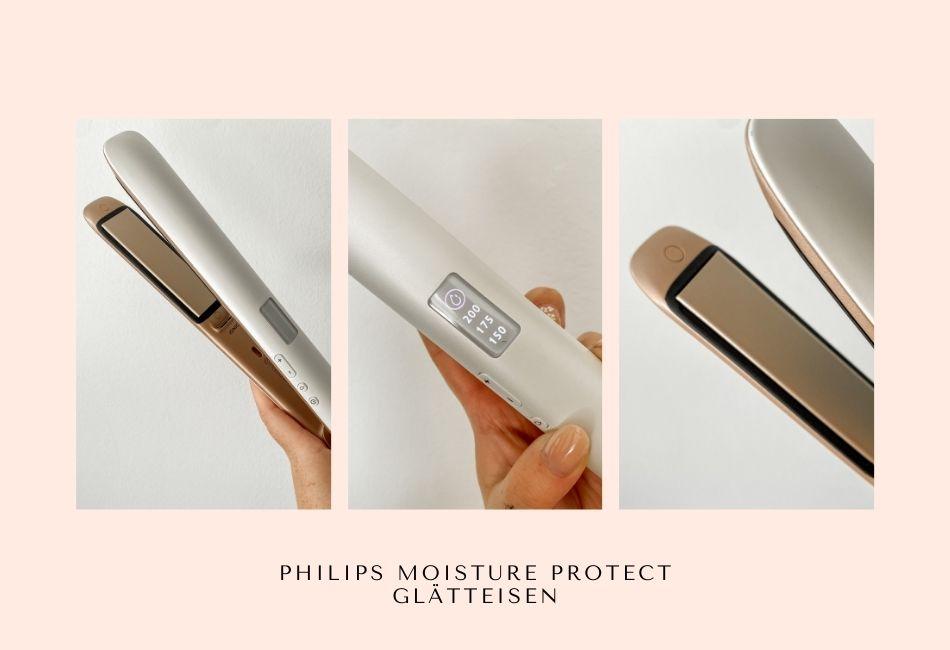Philips Moisture Protect Glätteisen Details