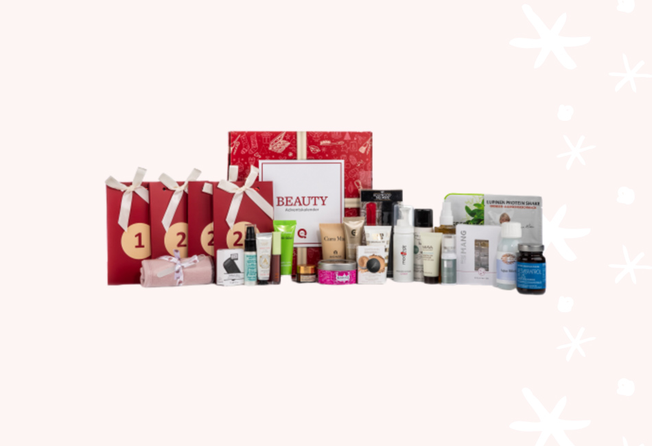 Inhalt QVC Beauty Adventskalender 2019