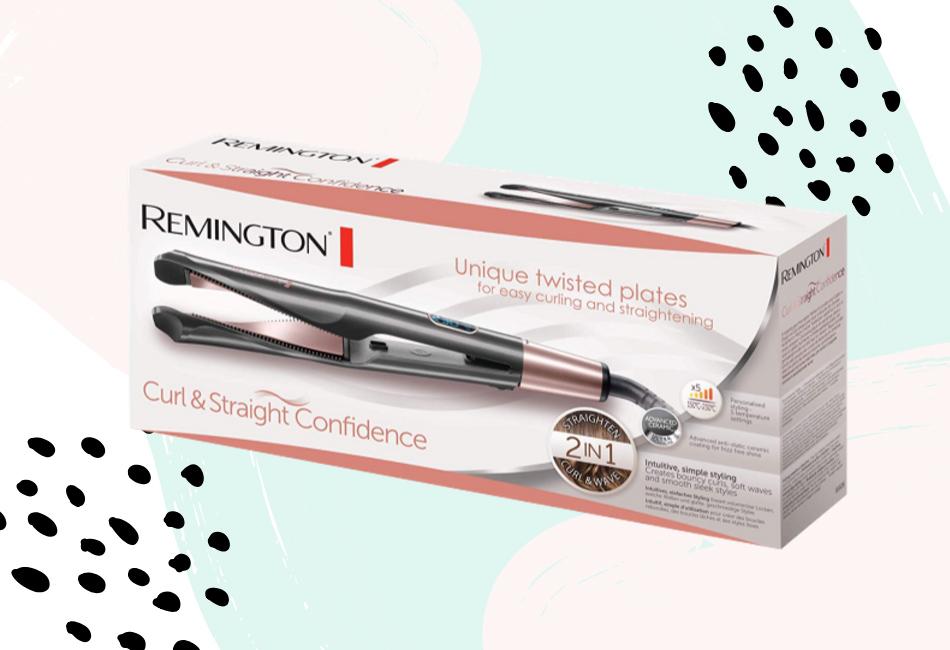 Der Remington Curl & Straight Confidence im Vergleich