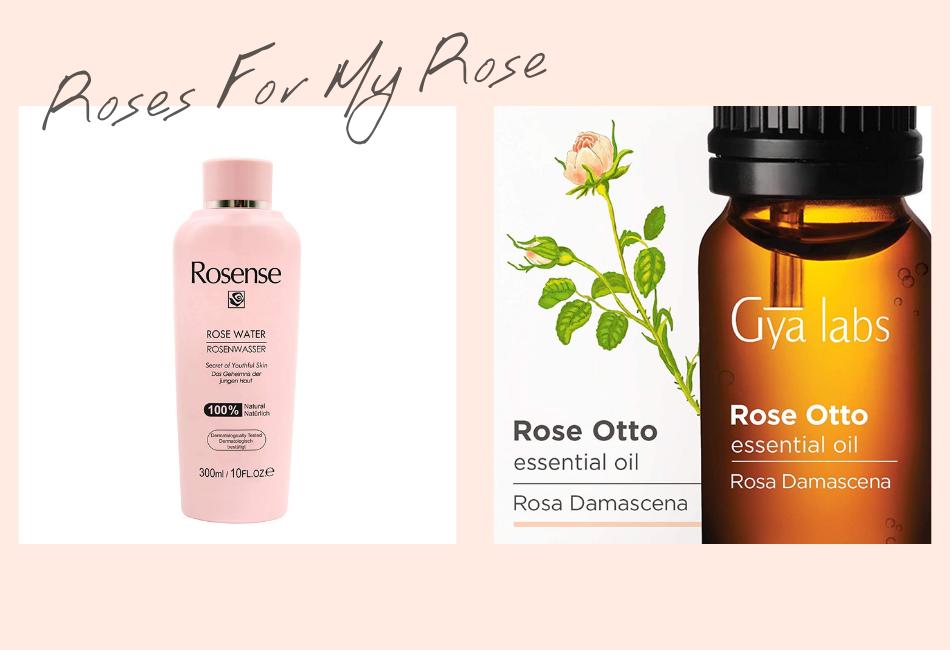 Geschenkidee für die Freundin: Roses for my Rose