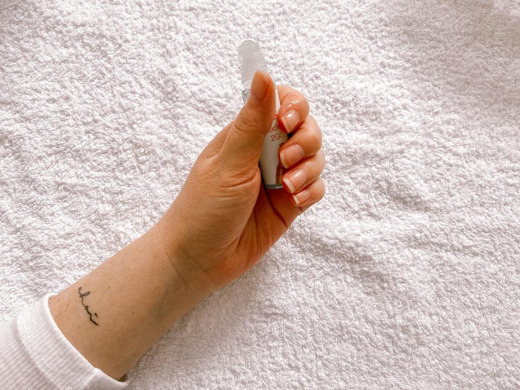 Schritt 2: Nagelöl verwenden