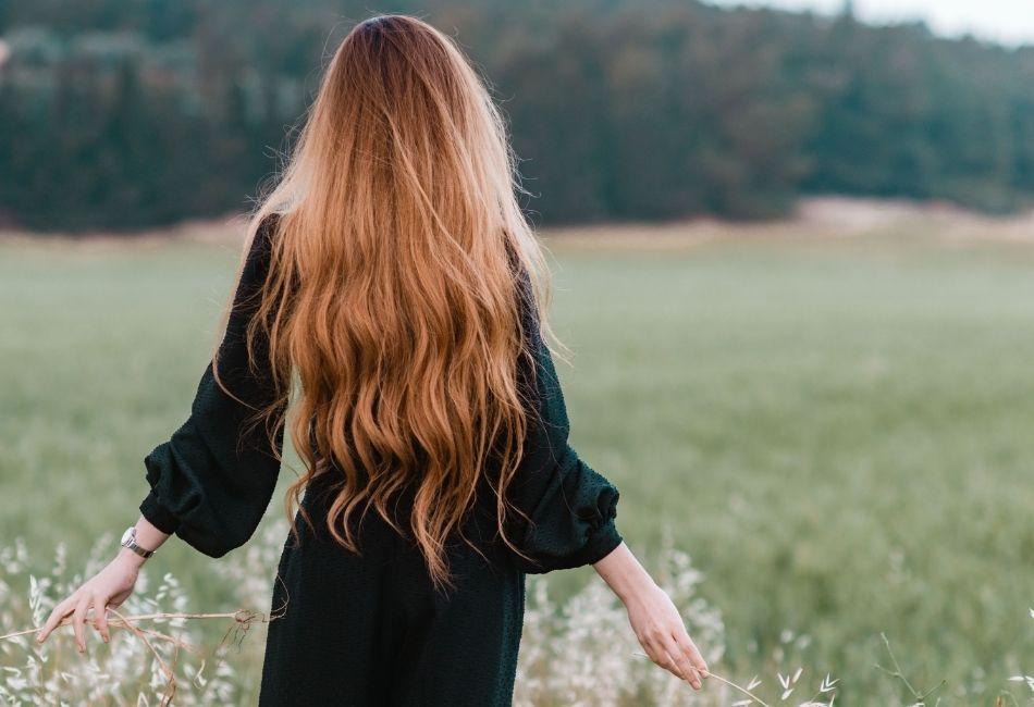 Schöne Haare durch Shampoo ohne Sulfate