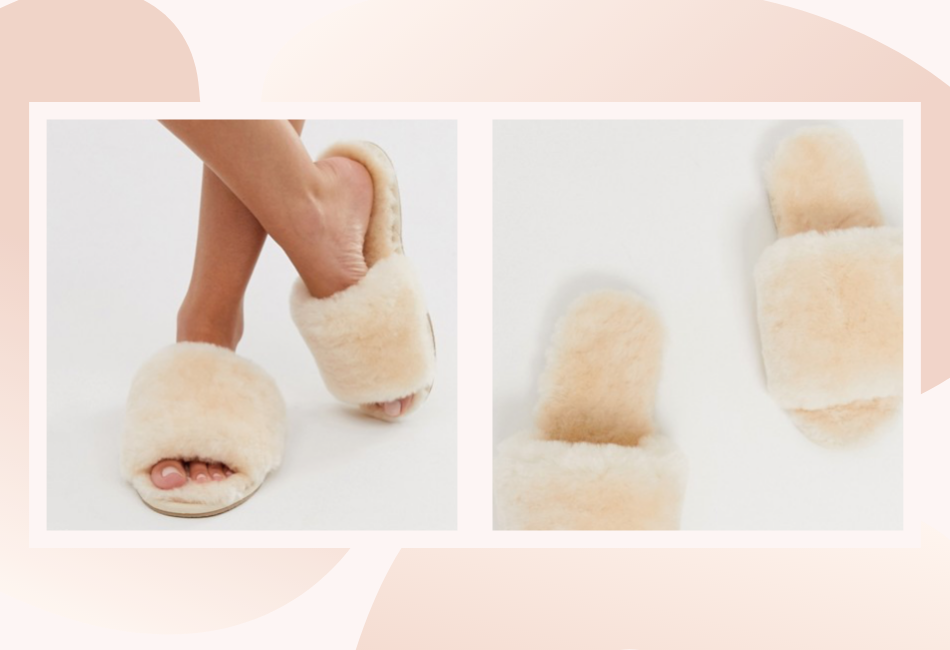 Asos Design Nola Slipper