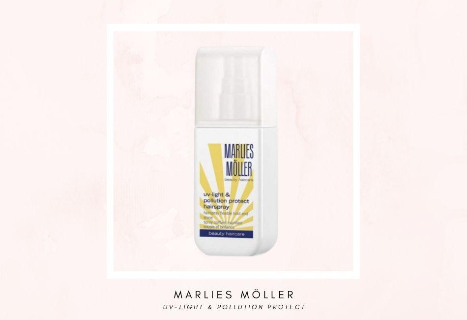 Sonnenschutz Spray für die Haare