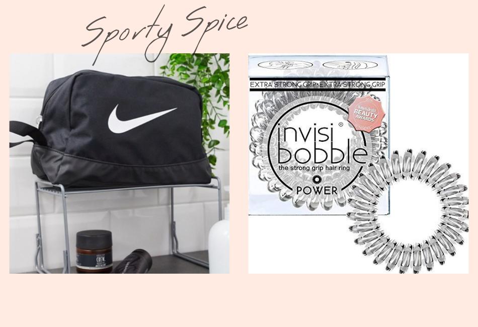 Geschenkidee für die Freundin: Sporty Spice
