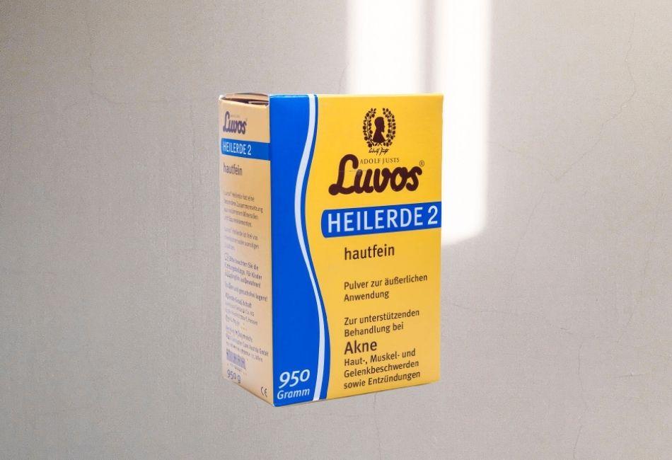 Luvos Heilerde für die Haut